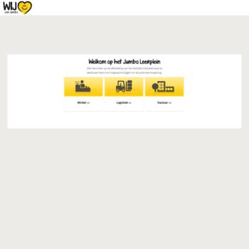 jumboleerplein.nl at website informer. jumbo. visit jumbo leerplein.