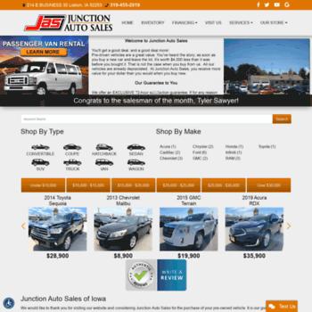 Junctionauto.net thumbnail