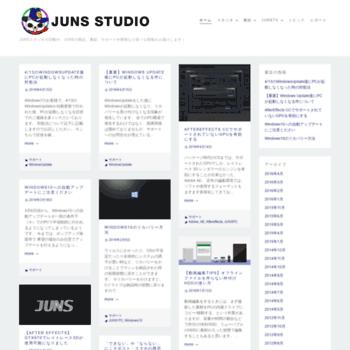 Junstv.jp thumbnail