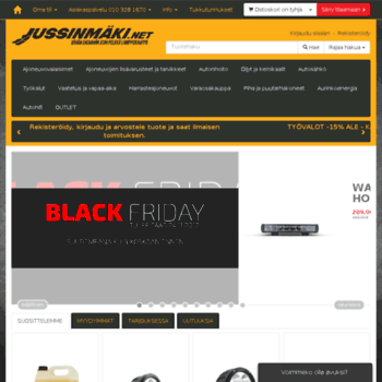 Jussinmaki.net thumbnail