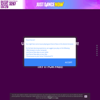 justdancenow com at Website Informer  Visit Justdancenow