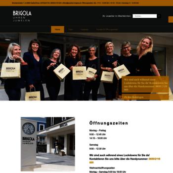 Juwelier-brigola.at thumbnail