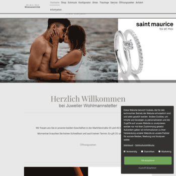 Juwelier-wohlmannstetter.de thumbnail