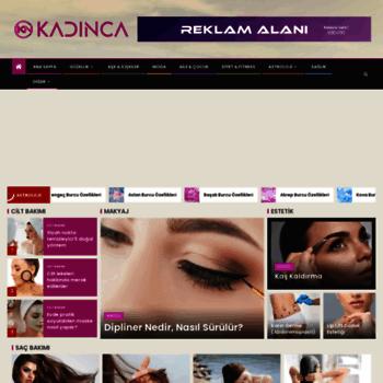 Kadinca.net thumbnail