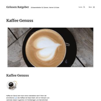 Kaffeepadmaschine.eu thumbnail
