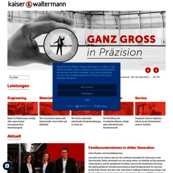 Kaiser-waltermann.de thumbnail