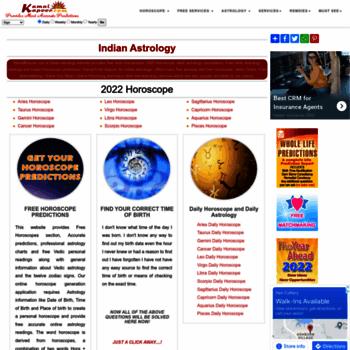 kamal kapoor horoscope aries