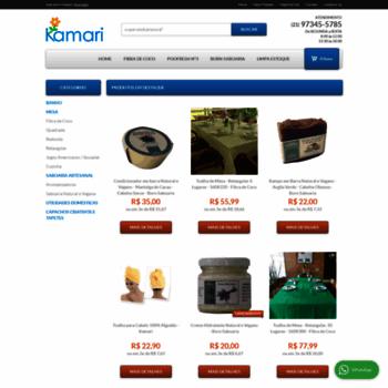 Kamari.com.br thumbnail