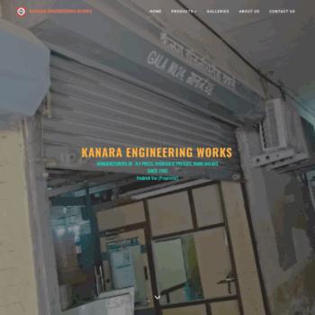 Kanaraengworks.in thumbnail