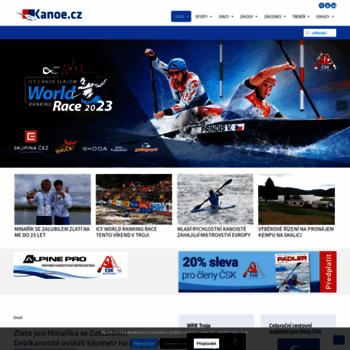 Kanoe.cz thumbnail