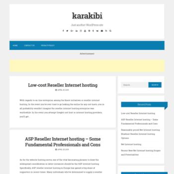 Karakibi.site thumbnail