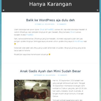 Karangan.web.id thumbnail