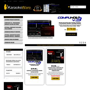 Karaokeware.com thumbnail