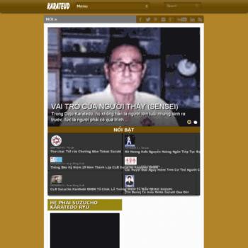Karateud.net thumbnail