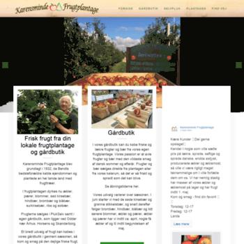 Karensminde-frugt.dk thumbnail