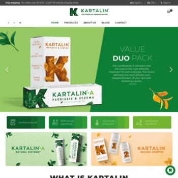 Kartalin.shop thumbnail