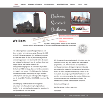 Kboouderensocieteitboshoven.nl thumbnail