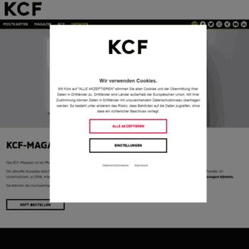 Kcf.de thumbnail