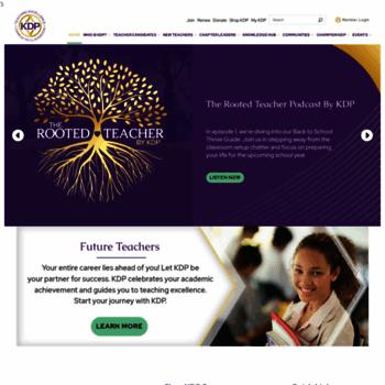 Kdp.org thumbnail
