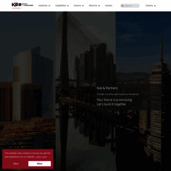 Kea-partners.com.br thumbnail