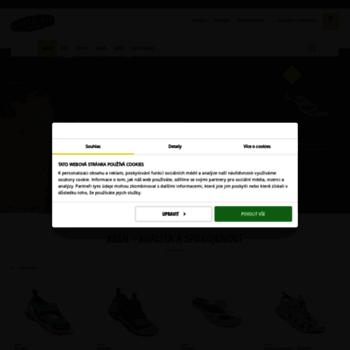 Keenfootwear.cz thumbnail