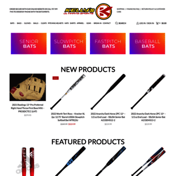 kellysultimatesports com at WI  Sporting Goods: | Kellys