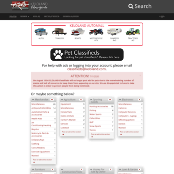 Keloland Auto Mall >> Keloclassifieds Com At Wi Keloland Classifieds Sioux