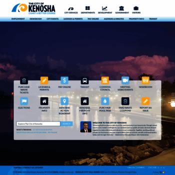 Kenosha.org thumbnail
