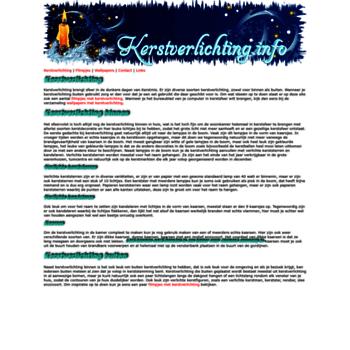Kerstverlichting.info thumbnail