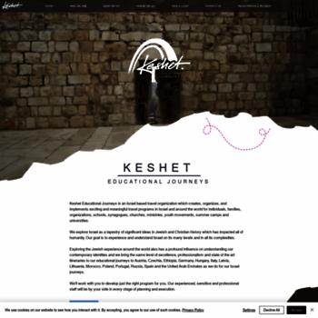 Keshetisrael.co.il thumbnail