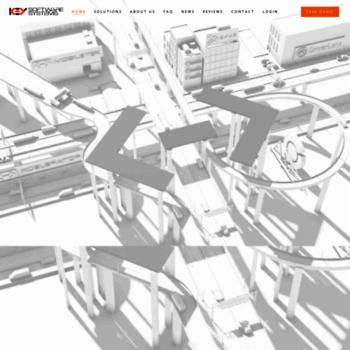 keysoftwaresystems com at WI  Courier Software | Dispatch Management