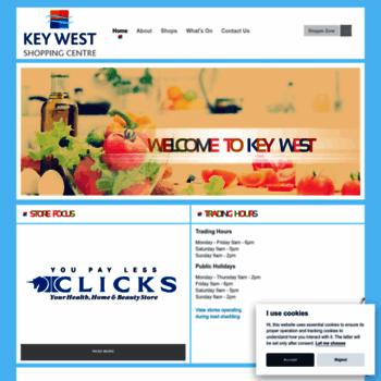 Keywest.co.za thumbnail