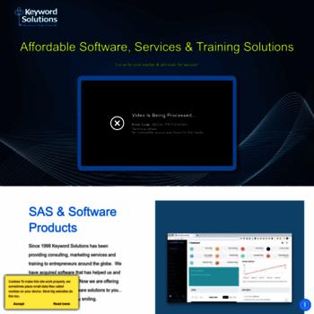Keywordsolutions.ca thumbnail