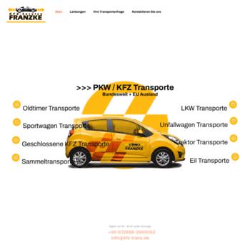 Kfz-service-franzke.de thumbnail