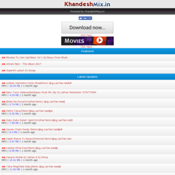 Khandeshmix.in thumbnail