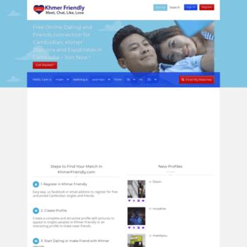 Khmer dating site