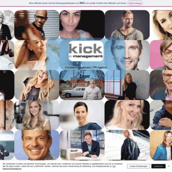 Kick-management.de thumbnail