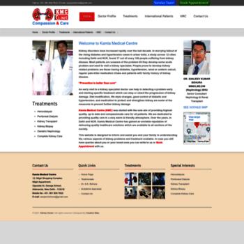 Kidneydoctor.co.in thumbnail
