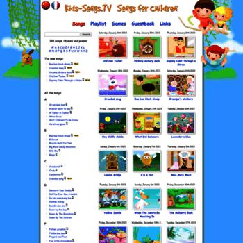 Kids-songs.tv thumbnail