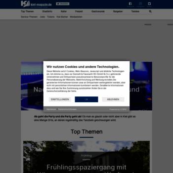 Kiel-magazin.de thumbnail