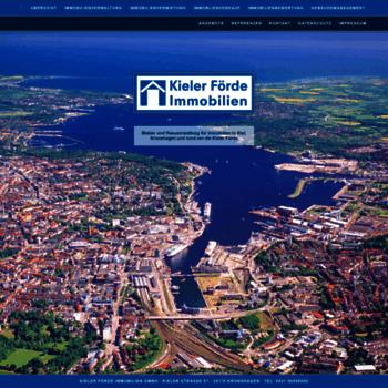 Kieler-foerde-immobilien.de thumbnail