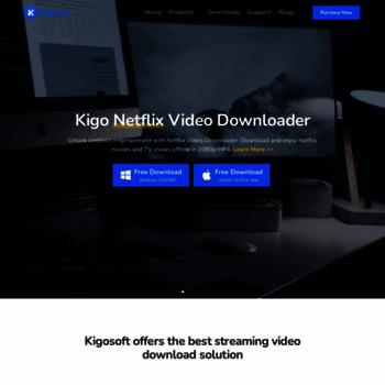 kigo-video-converter com at WI  Kigo Video / DVD Converter