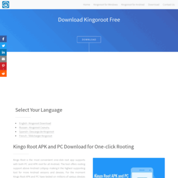 king-root com at WI  King root download for root any Android device
