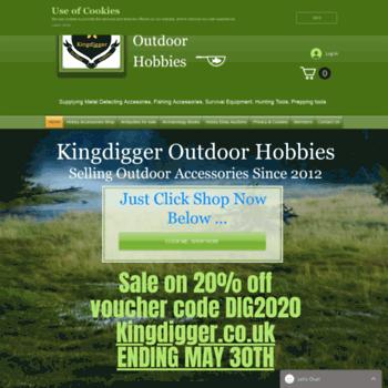 Kingdigger.co.uk thumbnail