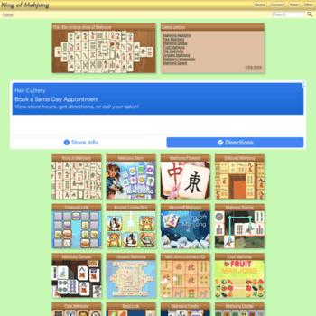 Kingofmahjong.com thumbnail
