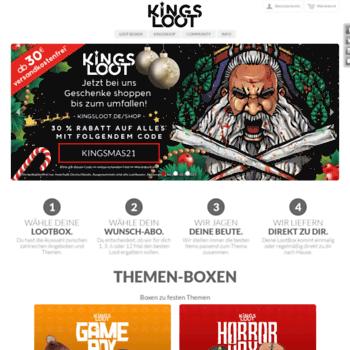 Kingsloot.de thumbnail