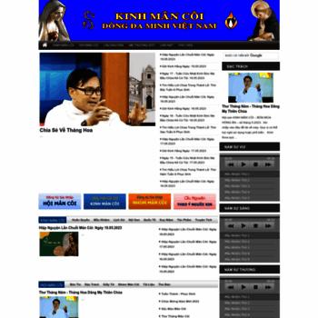 Kinhmancoi.net thumbnail