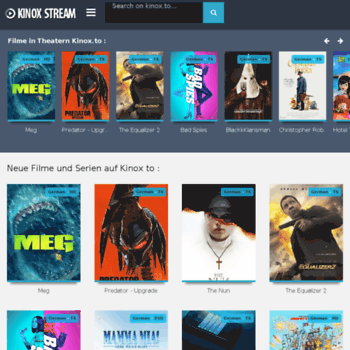 The Visit Stream Kinox