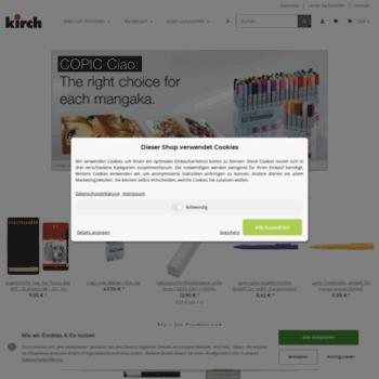 Kirch-onlineshop.de thumbnail