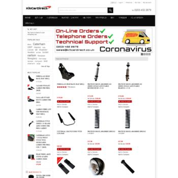Kitcardirect Co Uk At Wi Kit Car Direct Kit Car Parts